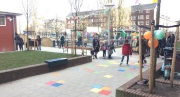 Vernieuwde ruimte in Amsterdam Zuid, Oproeien Zuid