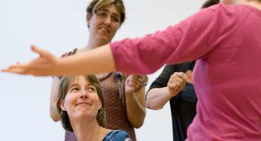 'Participatief drama laat mensen groeien'
