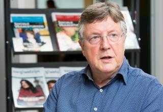Paul Vlaar: 'Professional en burger hebben elkaar hard nodig om de samenleving leefbaar te houden'