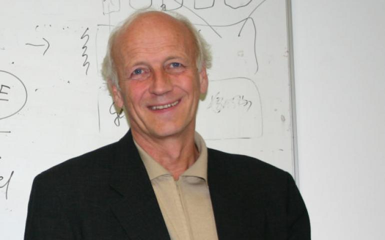 In memoriam Geert van der Laan (1946-2017)