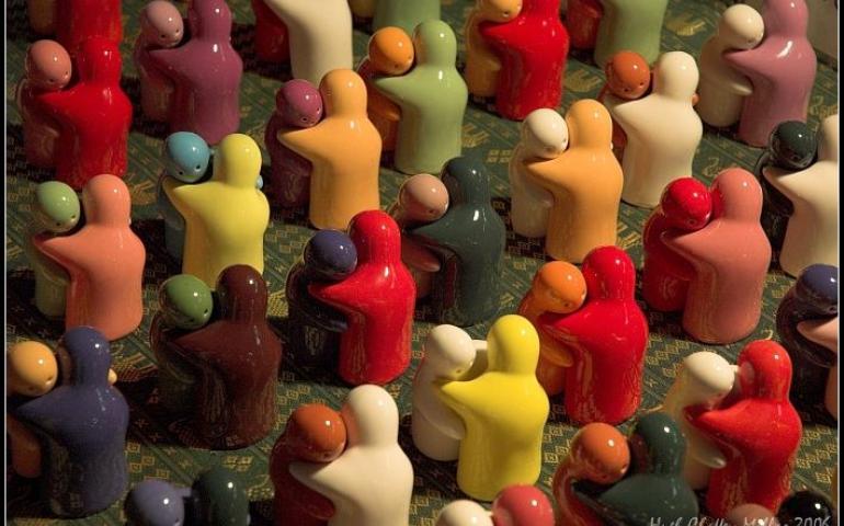 De belofte die sociaal netwerk heet