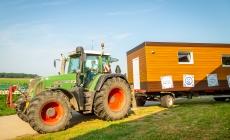Een rollend buurthuis in Flevoland