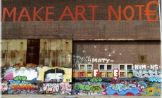 Make art not money