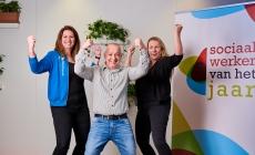 Dit zijn de 3 Sociaal Werkers van het jaar!